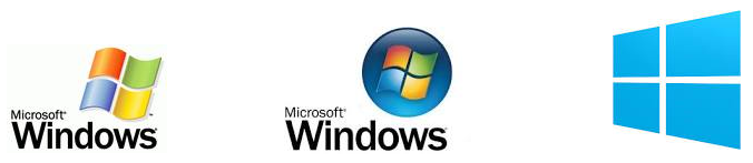 Windows Logo's